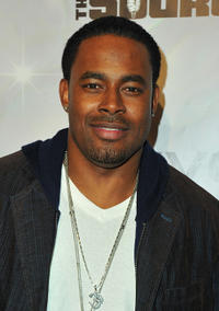 Lamman Rucker at the National Basketball Players Association (NBPA) All-Star Gala in California.