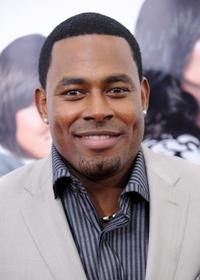Lamman Rucker at the special screening of