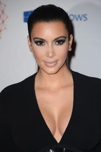 Kim Kardashian at the red carpet of MTV EMA's 2012 in Germany.