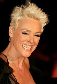 Brigitte Nielsen at the
