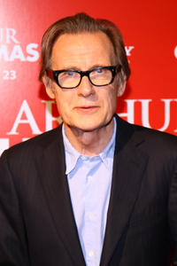 Arthur Christmas at the New York premiere of