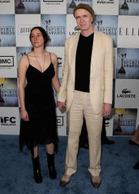 Tom Noonan and Guest at the 24th Annual Film Independent's Spirit Awards.