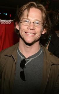 Jack Noseworthy at the Closing Party of Tribeca Film Festival.