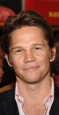 Jack Noseworthy at the Broadway opening of