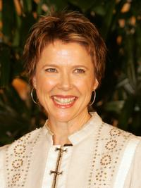 Annette Bening at the 77th Annual Academy Awards nominee luncheon.