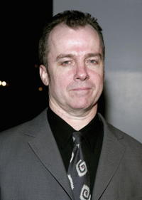 Michael O'Keefe at the opening night of