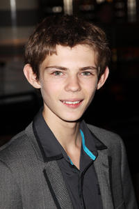 Robbie Kay at the after party of the UK premiere of