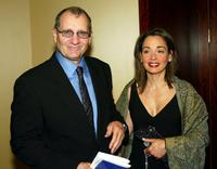 Ed O'Neill and his wife Kathy at the Los Angeles Police Historical Society's