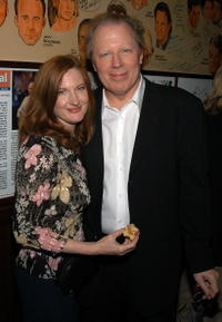 Annette O'Toole and her husband Michael McKean at the