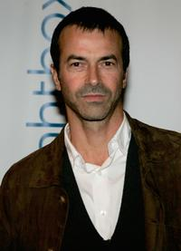 Andrea Occhipinti at the screening of
