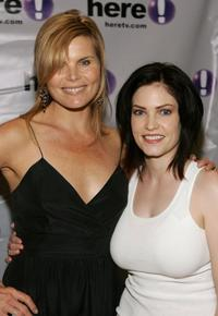 Mariel Hemingway and Jill Bennett at the Los Angeles premiere of