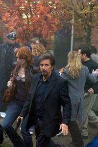 Alicia Witt and Al Pacino in