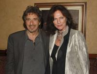 Al Pacino and Jacqueline Bisset at the party for Al Pacino stars in Oscar Wilde's