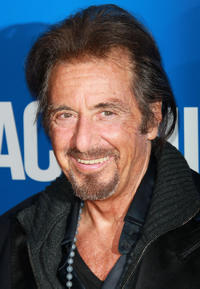 Al Pacino at the California premiere of