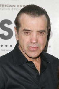 Chazz Palminteri at the opening night premiere of