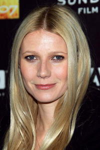 """Gwyneth Paltrow at the """"The Good Night"""" premiere in Park City, Utah."""