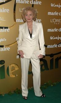 Marisa Paredes at the 5th Marie Claire Magazine Awards.