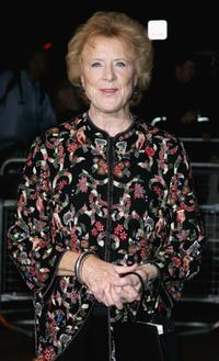 Judy Parfitt at the premiere of