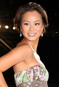 Jamie Chung at the world premiere of