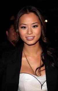 Jamie Chung at the premiere
