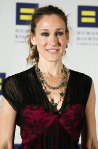 Sarah Jessica Parker at the 9th Annual Greater New York Human Rights Campaign Gala.