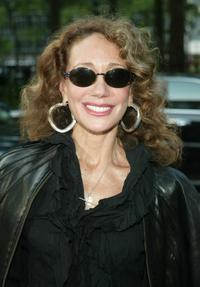 Marisa Berenson at the premiere for