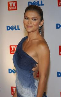 Nia Peeples at the TV Guide's Second Annual Emmy After Party.