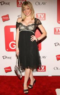 Ashley Peldon at the 4th annual TV Guide after party celebrating Emmys 2006.