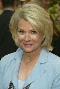 Candice Bergen at the ABC upfront at Lincoln Center.