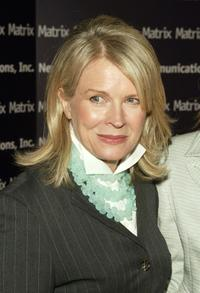 Candice Bergen at 2004 Matrix Awards Luncheon.