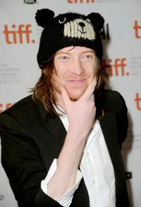 Domhnall Gleeson at the premiere of