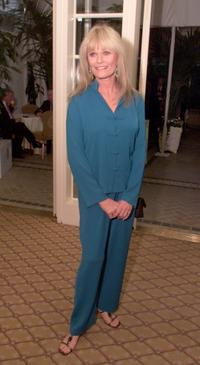Valerie Perrine at a reception hosted by BAFTA/LA honoring producer/director Ronald Neame on his 90th birthday.