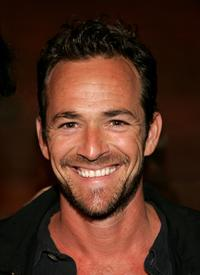 Luke Perry at the