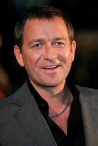 Sean Pertwee at the world premiere of