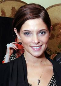 Ashley Greene at the DPA Golden Globes Gift Suite.