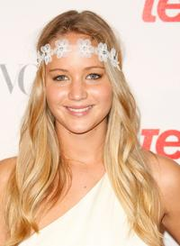 Jennifer Lawrence at the 6th Annual Teen Vogue Young Hollywood party.