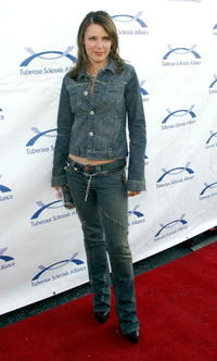 DeDee Pfeiffer at the 6th Annual Comedy For A Cure hosted by the Tuberous Sclerosis Alliance.