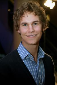 Rhys Wakefield at the Sydney premiere of