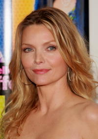 Michelle Pfeiffer at the N.Y. premiere of