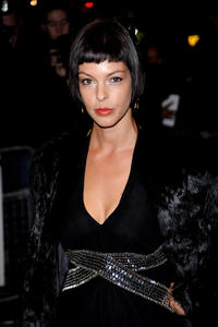 Pollyanna McIntosh at the England premiere of