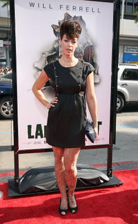 Pollyanna McIntosh at the California premiere of