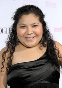 Raini Rodriguez at the 8th Annual Teen Vogue Young Hollywood party in California.