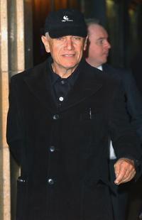 Stephen Berkoff at the Premiere of