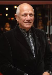 Steven Berkoff at the Times BFI 50th London Film Festival Screening of