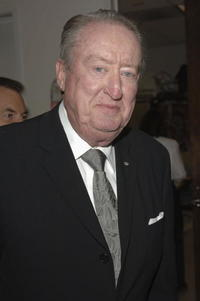Tom Poston at the Academy of Television Arts & Sciences for
