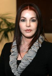 Priscilla Presley at the Fourth Annual First Ladies of the Dream Foundation Fashion Show.