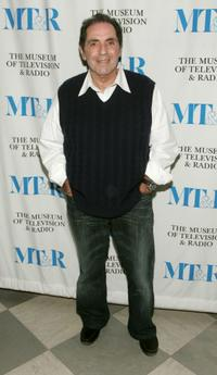 David Proval at the Museum of Television and Radio presentation of