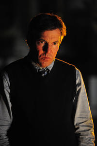 Dennis Quaid as Ely in ``Beneath the Darkness.''