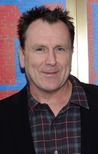 Colin Quinn at the Broadway opening night of