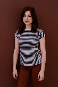 Aya Cash at the portrait session of